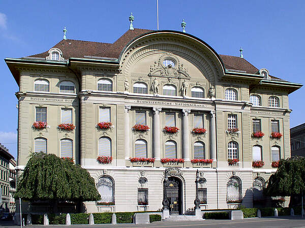Nationalbank am Bundesplatz